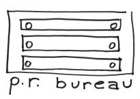 p.r.bureau logo